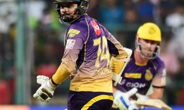IPL 2017 | Sunil Narine hits fastest half-century as Kolkata Knight Riders thrash Royal Challengers Bangalore by six wickets