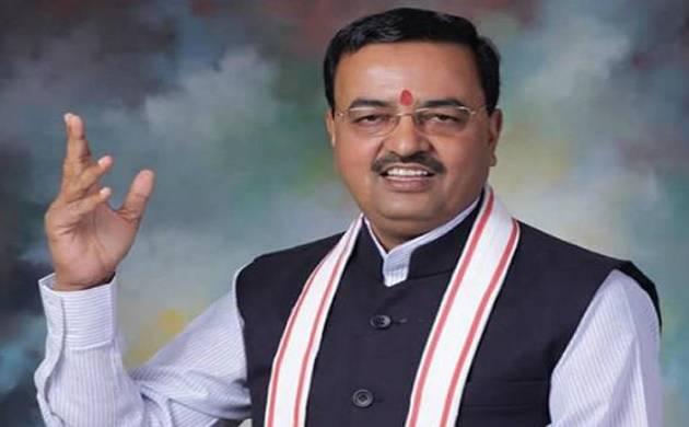 File photo of Delhi deputy CM Keshav Prasad Maurya