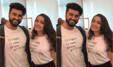 'Half Girlfriend' stars Arjun Kapoor-Shraddha Kapoor slays it with summer romance for Filmfare cover