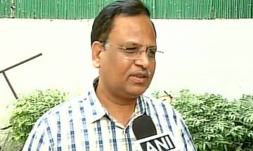 There is a limit to lying, I wasn't present at CM's residence on May 5, says Satyendar Jain on Kapil Mishra's allegations