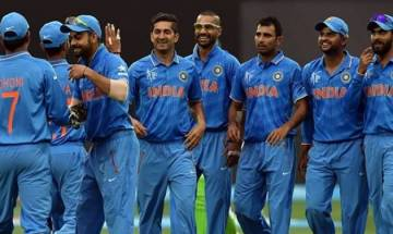ICC Champions Trophy 2017: 15-member Indian squad announced; Shikhar Dhawan, Rohit Sharma make cut, Gambhir, Pant miss out