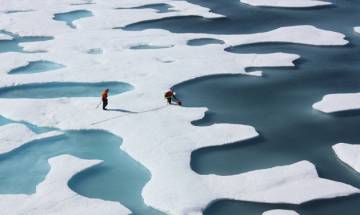 Climate change may result in disappearance of Arctic ice by 2040, warn scientists; will $500 bn proposal save glaciers?