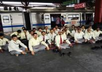 Delhi Metro | Protest will continue till we fall to incapacity to run trains: Staff Council