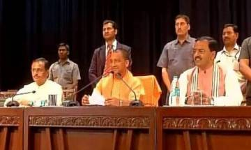 UP CM Yogi Adityanath, NITI Ayog to jointly work for all-round development of Uttar Pradesh