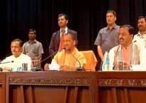UP CM Yogi Adityanath, NITI Ayog to jointly work for all-round development of Uttar Pradesh