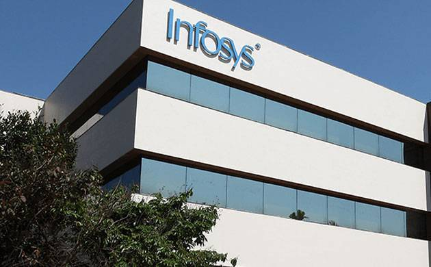 A file photo of Infosys.