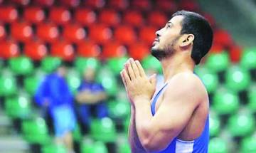 Asian Wrestling Championships: Harpreet Singh lands India first medal by clinching bronze in 80 kg Greco-Roman category