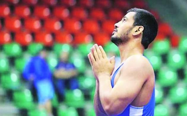 Asian Wrestling Championships - Harpreet Singh