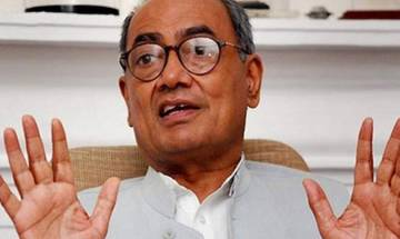 All party meet by Election Commission to discuss Electronic Voting Machines appears to be eyewash, says Digvijaya Singh