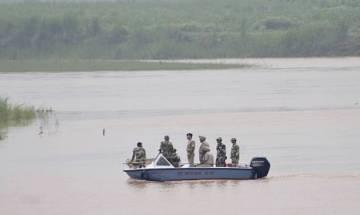 BSF seizes Pak fishing boat in Creek area of Kutch, 4 fishermen escape