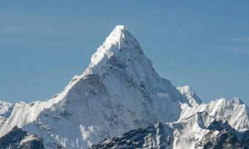Six Indian climbers became the first group to reach Mt Everest in the first summit of season