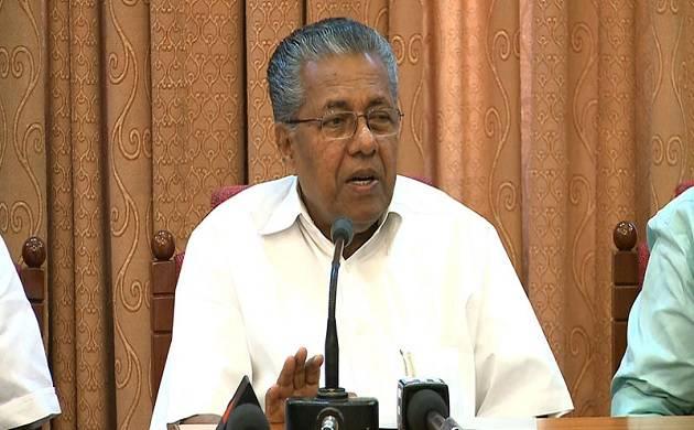 File photo of Kerala CM Pinarayi Vijayan