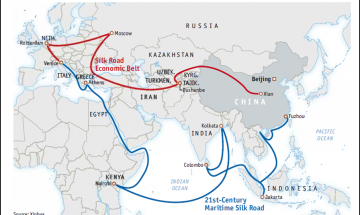 CPEC concerns hold India off from 'One Belt One Road' summit in China