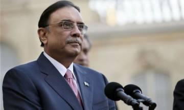 Cracks in Pak foreign policy: Zardari warns Sharif against waging war on neighbours