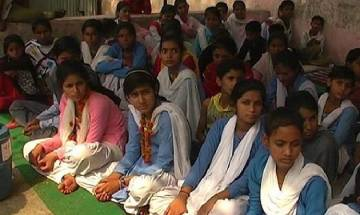 Haryana: Fearing molestation, Rewari girls sit on hunger strike for school upgradation