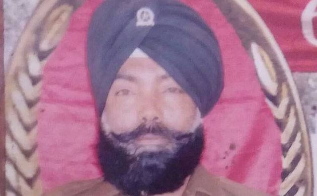 Pathankot attack martyr Kulwant Singh (File photo)