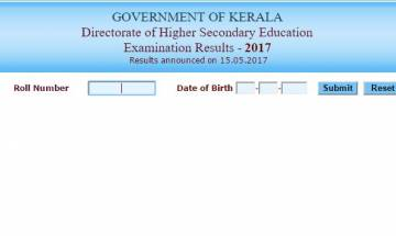 Kerala class 12th  HSC VSHE result 2017 announced  at official site; check your score card here