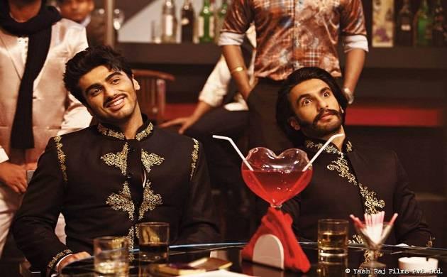 Ranveer Singh is off screen 'Half Girlfriend' of Arjun Kapoor?