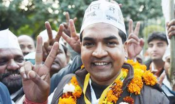 Kapil Mishra says life has come full circle for Arvind Kejriwal with corruption charges against him