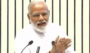 PM Narendra Modi extends birthday greetings to Tamil Nadu CM K Palaniswami