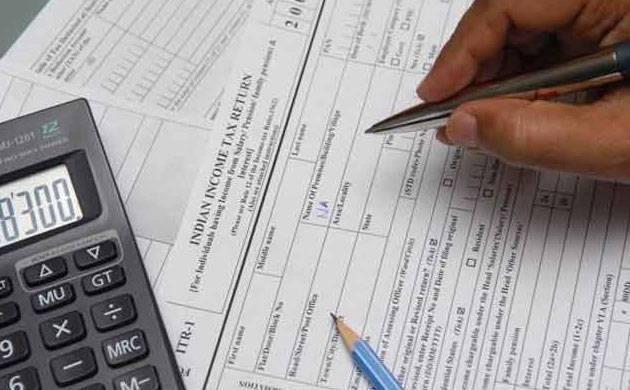 Income Tax - File Photo