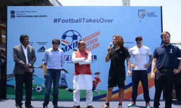 Barcelona legend Carles Puyol backs move to popularise football in India