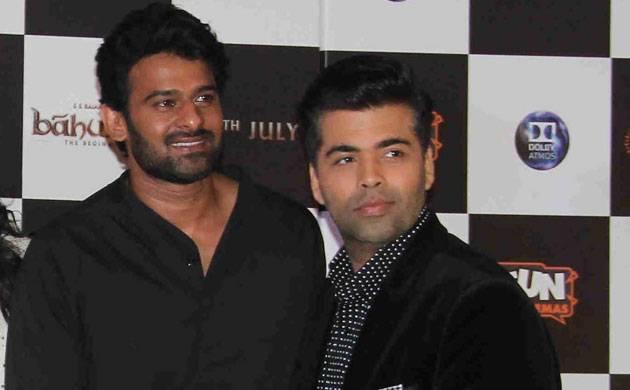 Post 'Baahubali 2' success, Prabhas REJECTS Karan Johar's movie. Here's why