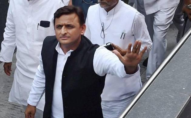 BJP hikacked Ram temple issue from Congress: Samajwadi Party