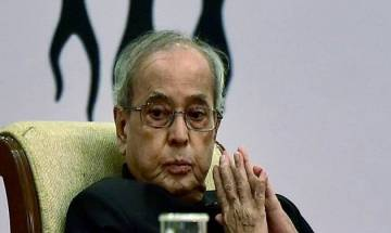 President Pranab says attack on doctors by patients' kin unacceptable