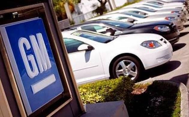 General Motors Co - File Photo