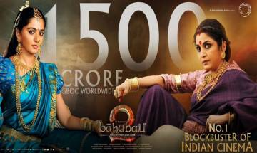 'Baahubali 2': Prabhas-starrer continues to be UNSTOPPABLE, enters Rs 1500 crore club