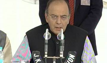 Four different GST rate slab for services are 5%, 12%, 18%, 28%; healthcare, education to be exempted, says FM Arun Jaitley