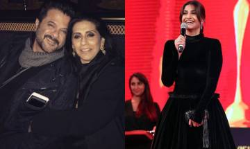 On father Anil Kapoor's 'incredible' 33rd wedding anniversary, Sonam wishes parents in most emotional way on Instagram