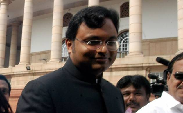 ED files PMLA case against P Chidambaram son, Karti and others