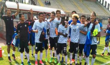 India-Italy friendly: Nation lauds Indian under-17 football squad post Azzurri win