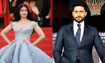 Cannes 2017: Abhishek Bachchan has the best reaction to wife Aishwarya's red carpet look