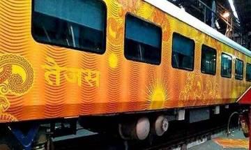 Tejas Express fares to be 20% higher than Shatabdi Express