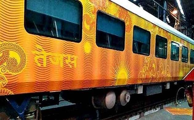 A file photo of Tejas Express train.