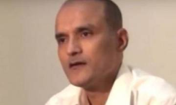 Cleric offers reward of Rs 20 lakh for garlanding Pak PM with Kulbhushan Jadhav's shoes