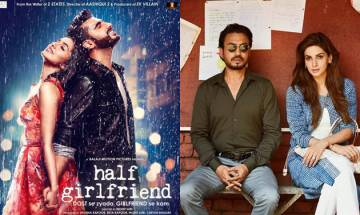 'Half Girlfriend' vs 'Hindi Medium' box office collection day 2: Arjun Kapoor continues to have an upper hand on Irrfan Khan