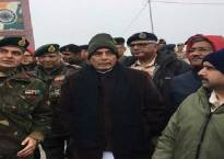 Kashmir is ours and NDA govt will bring its permanent solution: Rajnath Singh