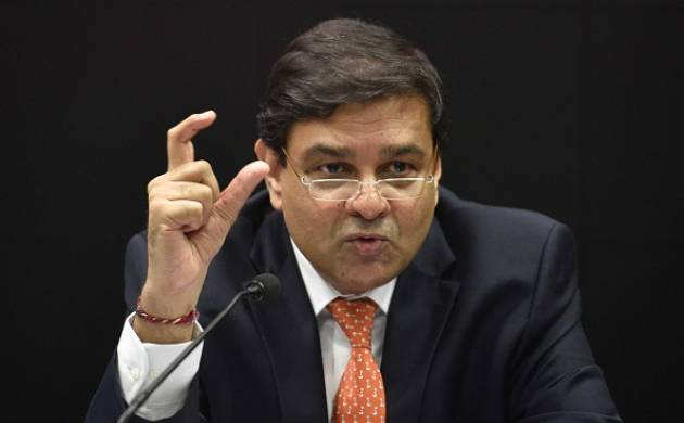 A file photo of RBI Governor Urjit Patel.