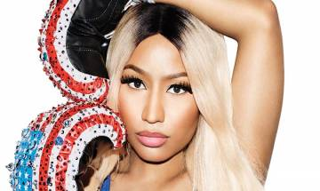 Rapper Nicki Minaj invests money for Indian village to provide water, education and technology