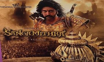 Cannes 2017 | 'Sangamithra': Shruti Haasan starrer to outstrip Rajmouli's 'Baahubali 2', Rs 250 Cr project launched at Festival de Cannes