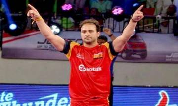 Pro Kabaddi League auction: Jaipur Pink Panthers' Manjeet Chhillar becomes costliest player at Rs 75.5 lakh