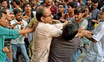 Left activists, police personnel injured in clashes during 'March to Nabanna' programme