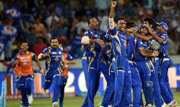 IPL 2017 | Mumbai Indians script history, win record third title by beating Rising Pune Supergiant in thrilling final