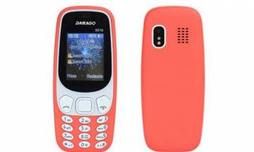 Darago 3310, a twin of Nokia 3310, spotted on FlipKart; available for just Rs 799