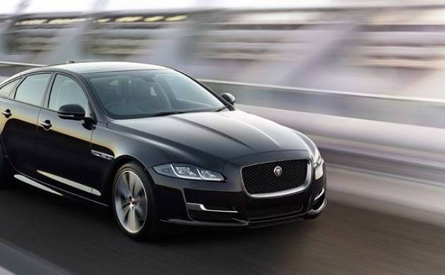 Jaguar Land Rover XE Sedan - File Photo