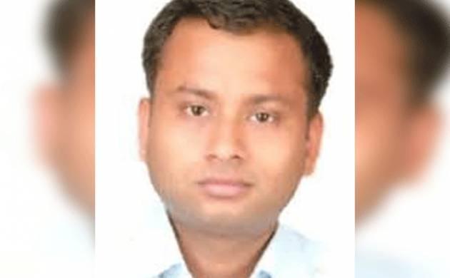 File photo of late IAS officer Anurag Tiwari